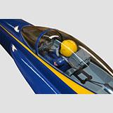 McDonnell Douglas F-18 Blue Angels Large Model
